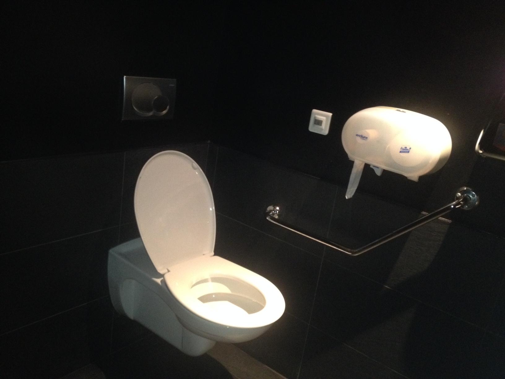 Architecture de toilettes