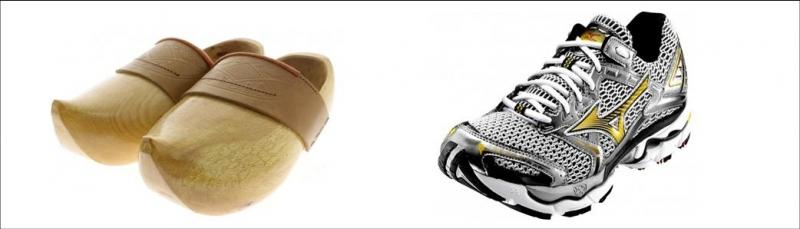 """Chaussure et pied : """"à la vie, à la mort"""" ?"""